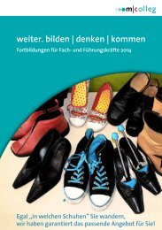 weiter. bilden | denken | kommen - Martinsclub Bremen e.V.