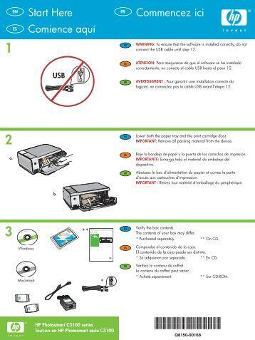 3 2 1 - Hewlett Packard