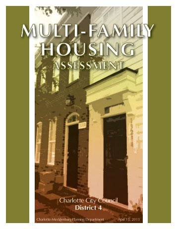 MULTI-FAMILY HOUSING - Charlotte-Mecklenburg County