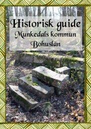 Historisk guide - Munkedals kommun