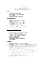 VITA ALEX B. AMPADU, MBA, CPA, CMA, CIA, CFF, FCPA, CFE ...