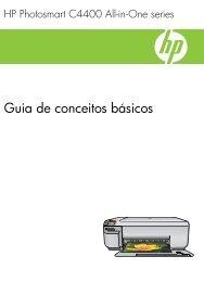 1 Visão geral do HP All-in-One - Hewlett Packard