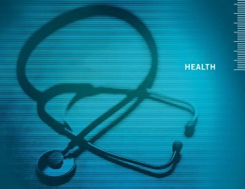 The Heath and Retirement Study (HRS Databook) - Health