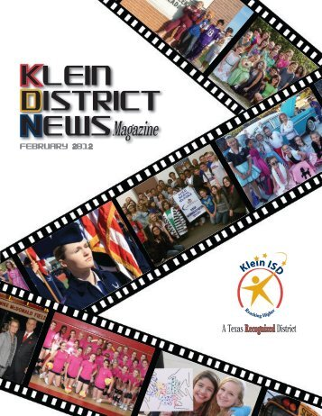 Winter 2012 - Klein Independent School District