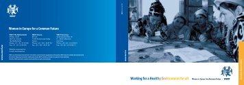 Activity Report 2009 - WECF
