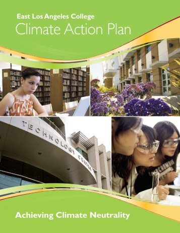 Climate Action Plan - East Los Angeles College