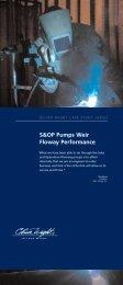 Weir Floway S&OP Case Study - Oliver Wight Americas