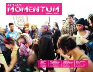 Artscape Momentum Issue 1_for web