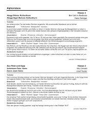 Alphorn- und Büchelbläser Duos - ZSJV