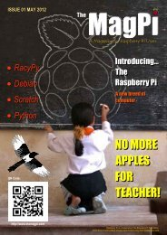 Issue 01 MAY 2012 - eLinux wiki