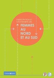 FEMMES AU NORD ET AU SUD - Le Monde selon les femmes