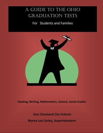 a guide to the ohio graduation tests - East Cleveland City Schools