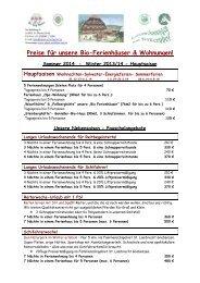 Preisliste Sommer 2014/Winter 2013-14 Haupt - Familienurlaub am ...