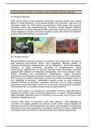 Çoruh Nehri Havzası Katılımcı Havza Rehabilitasyon Projesi