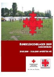 bundesjugendlager 2009 - Blogs beim Österreichischen Roten ...