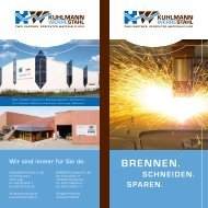 Download Flyer [PDF] - Werrestahl