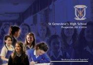 St Gen Prospectus 2012-13.pdf - St Genevieves