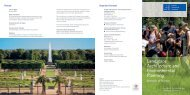 Landscape Architecture and Environmental Planning B.Sc. - Leibniz ...