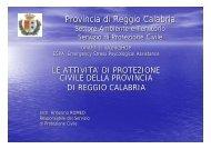 Provincia di Reggio Calabria - Elireggio