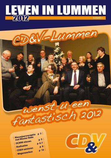 LEVEN IN LUMMEN CD&V-Lummen