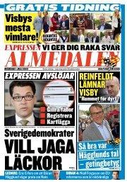 Almedalen - Expressen