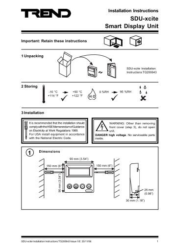 Smart cycle hookup instructions
