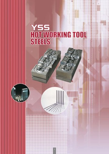 YSS Hot Working Tool Steels