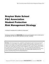 Risk Management Strategy (pdf) - Drayton State School - Education ...
