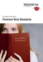 Premium Real Akademie - finanzberaterforum.at