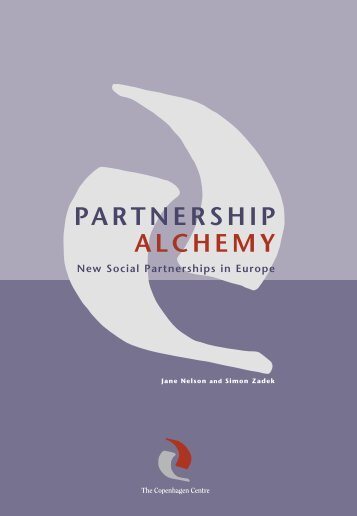 New Social Partnerships in Europe - Are you looking for one of ...