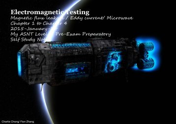 Electromagnetic Testing-EMT Chapter 1-4