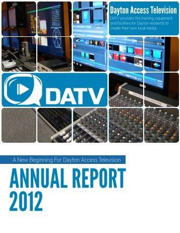 2012 Annual Report - DATV