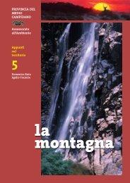 la montagna - Provincia del Medio Campidano