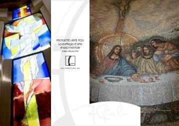 Luce, Colore, Emozione... ARTE LITURGICA ... - Progetto Arte Poli