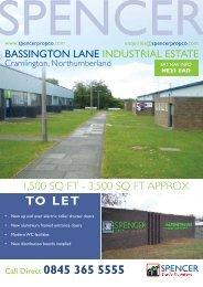 Bassington brochure V01.indd - Spencer Commercial Property