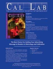 CA LLAB CA LLAB CA LLAB CA LLAB - Cal Lab Magazine