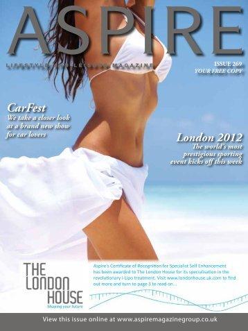 CarFest - Aspire Magazine