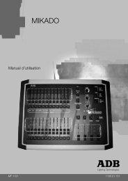 MIKADO - ADB Lighting Technologies