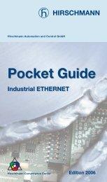 Hirschmann Industrial Ethernet Pocket Guide (PDF)