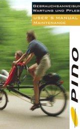 P I N O - Hase Bikes