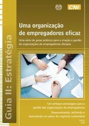 Guia II: Estratégia - Organização Internacional do Trabalho