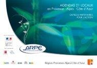 V - Agence régionale pour l'environnement (ARPE)