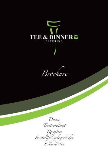 Tee&Dinner. - Rinkven Golf Club