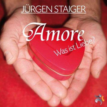 Leseprobe - Jürgen Staiger, Autor - www.staiger-buecher.de