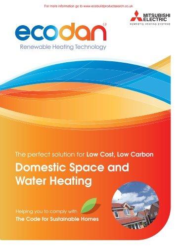 Ecodan - Ecobuild Product Search