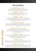 COCKTAIL MENU - Peaches Bar - Page 2