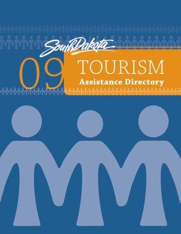 Assistance Directory - South Dakota Department of Tourism