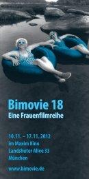 Bimovie 18 - Filmstadt München
