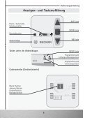 Becker Schalter Taster MemoControl MC42 Anleitung - auf enobi.de - Seite 6