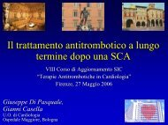 Casella G - Il trattamento antitrombotico prolungato dopo SCA - Anmco